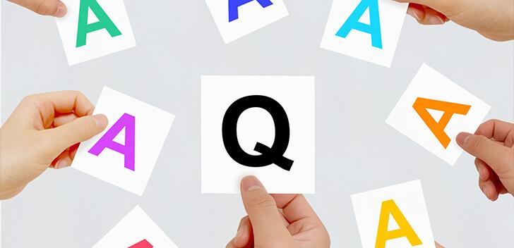 質問サイトのイメージ
