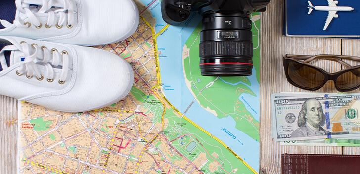 ポジショニングマップのイメージ