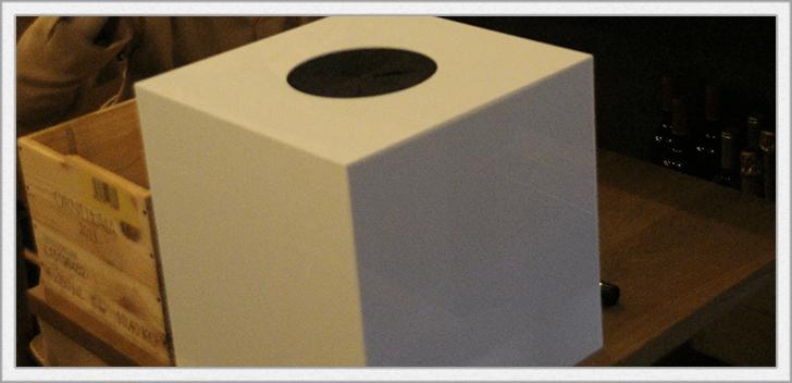 この箱の目的は一体!