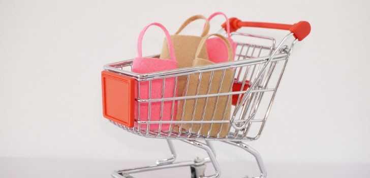 欲求と消費の関係性のイメージ