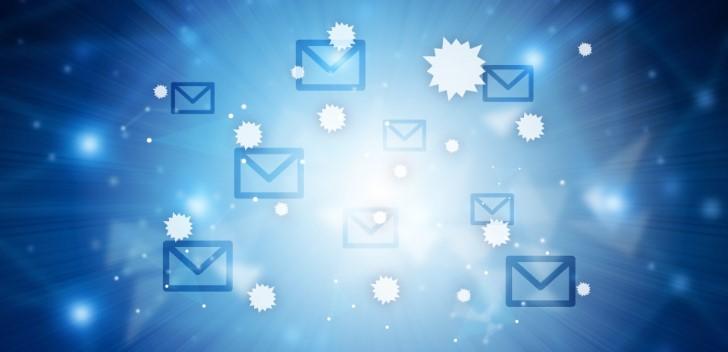 迷惑メール対策のイメージ
